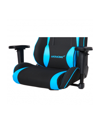 AKRacing Core EX-Wide SE, gaming chair (black / blue)