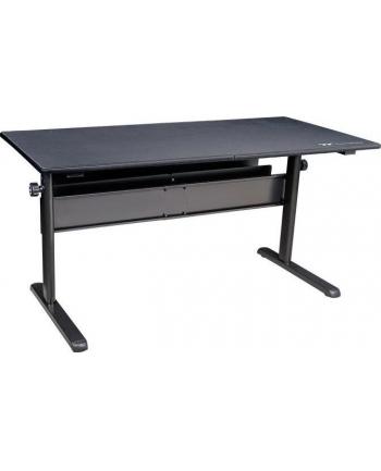 Thermaltake Tt Level 20 GT Battle Station Gaming Desk, gaming table(black)
