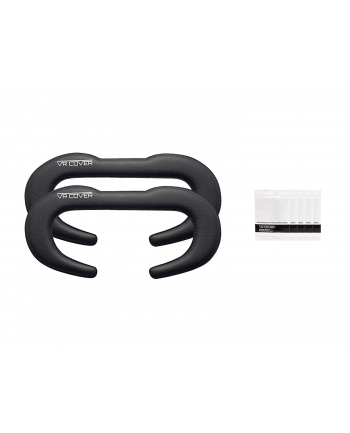 VR Cover Foam Replacement Slim for Oculus quest Protector(Black)
