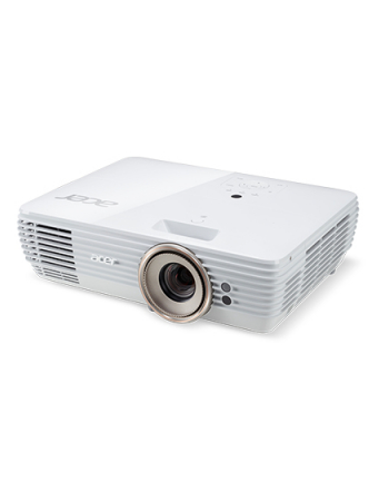 Acer H7850BD, DLP projector(white, UltraHD, lens shift, HDR, 3D Ready)