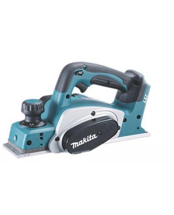 Makita cordless planer DKP180RTJ, 18 volts, power planer(blue / black, MAKPAC size 3, 2x Li-ion battery (5.0 Ah))