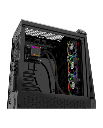 ALSEYE H360 360mm AiO, water cooling(Black)