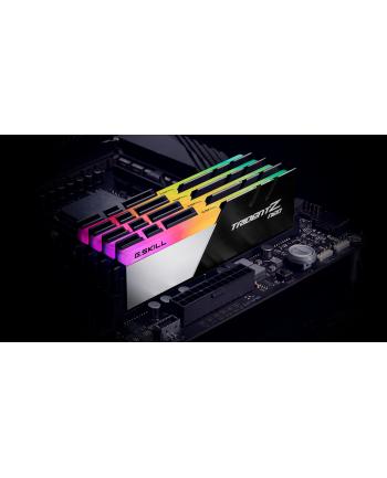 G.Skill DDR4 - 32 GB -2666 - CL - 18 - Dual Kit, Trident Z Neo (black / white, F4-2666C18D-32GTZN)