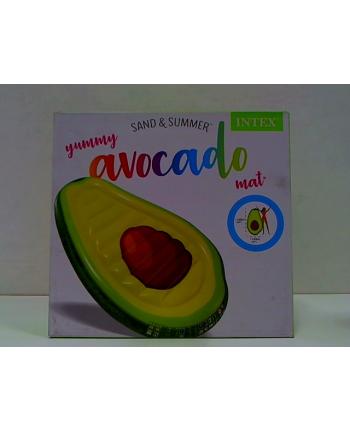Materac Avokado w pudełku 180cmx117cm 58769EU INTEX