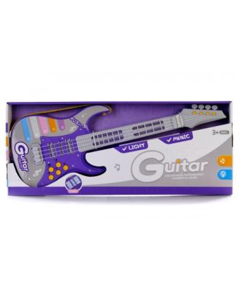 Gitara ze światłem i dźwiękiem 155581 ARTYK