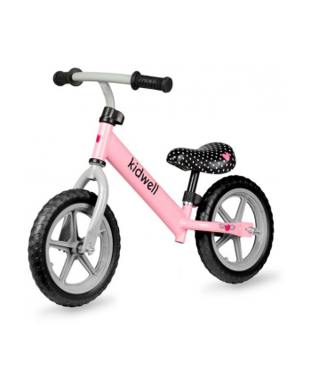 Rowerek biegowy Rebel różowy kidwell