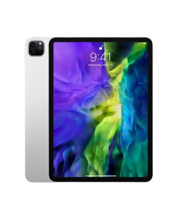 apple iPadPro 11 inch Wi-Fi + Cellular 1TB - Silver