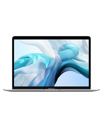 apple MacBook Air: 13 inch 1.1GHz quad-core 10th-generation Intel Core i5 processor, 512GB - Silver