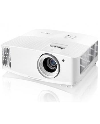 Projektor Optoma UHD30  DLP 4K UHD / 3400 ANSI lumens DMD 2160p (3840x2160) 3D Desktop projector White