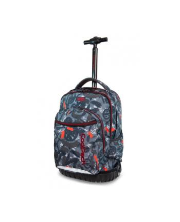 patio PROMO Plecak młodzieżowy na kółkach - Swift - Red Indian CoolPack