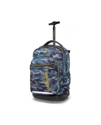 patio PROMO Plecak młodzieżowy na kółkach - Swift - Military CoolPack