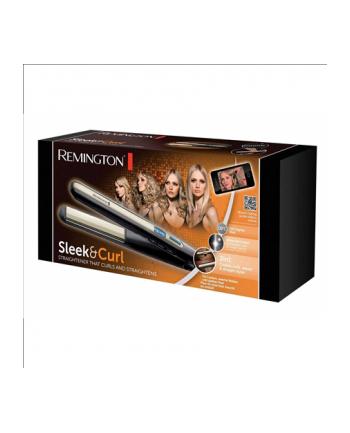 Prostownica do włosów REMINGTON Sleek&curl  S6500