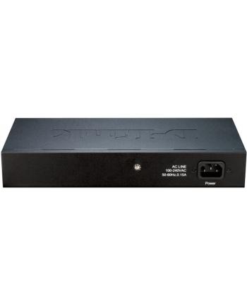 D-Link 16-port 10/100 EasySmart Switch