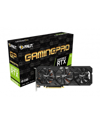 PALIT GeForce RTX 2080 SUPER GamingPro 8GB GDDR6 DP Triple HDMI