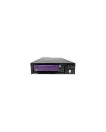 QUANTUM LTO8 Tape Drive Half Height Tabletop 6Gb/s SAS Black