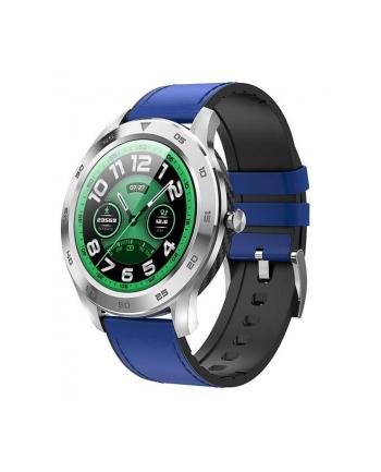 GARETT Smartwatch GT22S blue leather