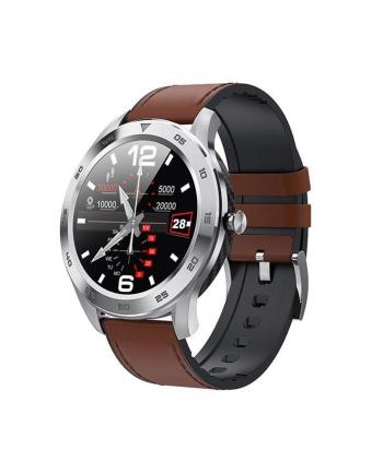 GARETT Smartwatch GT22S light brown leather