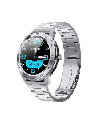 GARETT Smartwatch GT22S silver steel