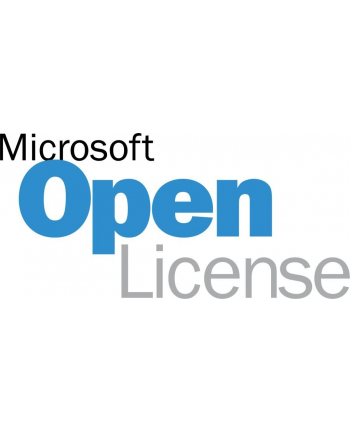 microsoft MS OPEN-GOV ProjectProfessional 2019 Government OLP 1License w/1ProjectSvrCAL