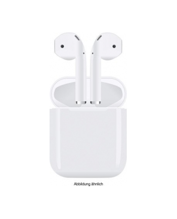 APPLE AirPods with charging case (P)