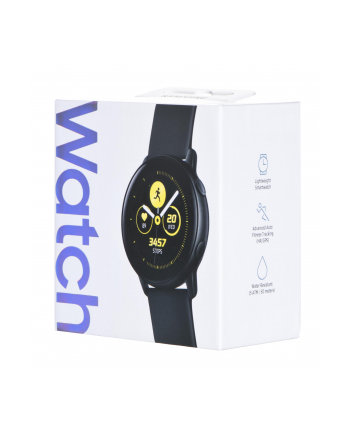 samsung electronics polska Smartwatch Samsung Galaxy Watch Samsung R500 Black