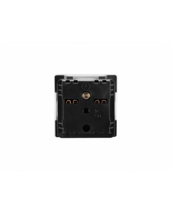 Gniazdo elektryczne Lanberg AC-4545-E-W (Type E)