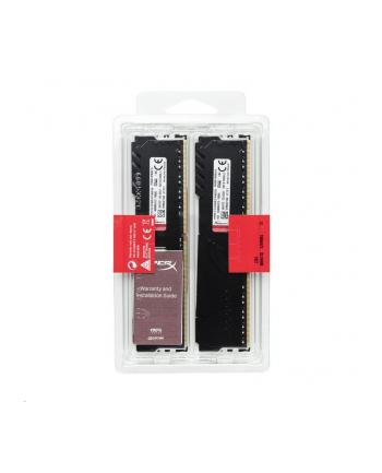 Zestaw pamięci Kingston HyperX FURY HX424C15FB3K2/64 (DDR4; 2 x 32 GB; 2400 MHz; CL15)