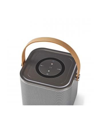 Głośniki bluetooth nedis SPWI5520GY (kolor srebrny)