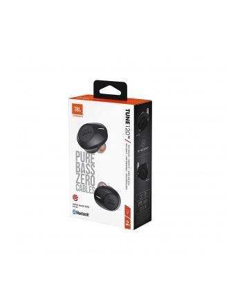 Słuchawki bezprzewodowe JBL T120 Czarny (kolor czarny)