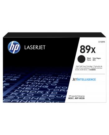 hewlett-packard Toner HP czarny HP 89X  HP89X=CF289X  10000 str