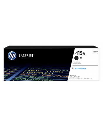 hewlett-packard Toner HP czarny HP 415A  HP415A=W2030A  2400 str