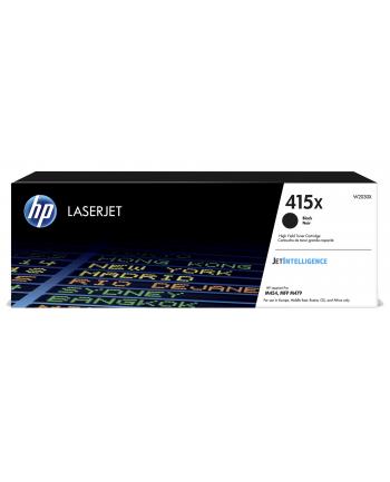 hewlett-packard Toner HP czarny HP 415X  HP415X=W2030X  7500 str