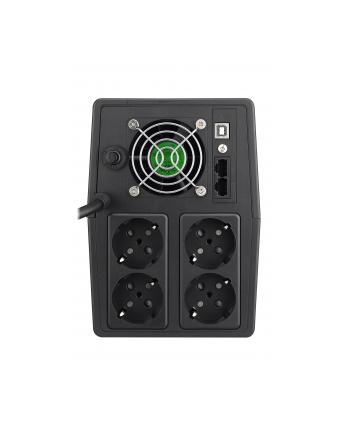 Zasilacz UPS POWER WALKER VI 2000 SCL FR (Desktop; 2000VA)