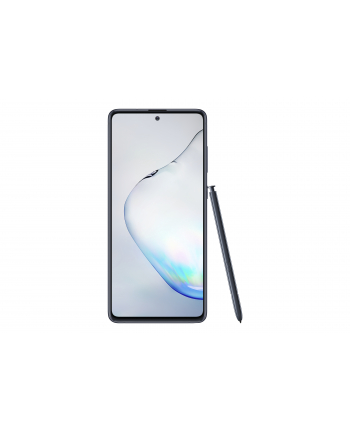 samsung electronics polska GALAXY NOTE10 LITE ds 128GB AURA BLACK