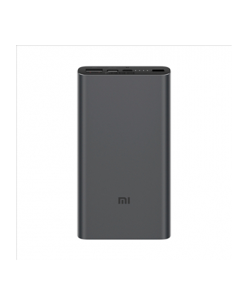Xiaomi Mi 18W Fast Charge3 Power Bank 10Ah Black