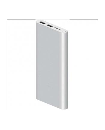 Xiaomi Mi 18W Fast Charge3 Power Bank 10Ah Silver