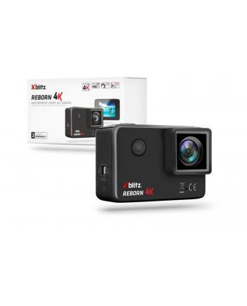 Kamera Xblitz Reborn 4K z funkcją kamery internetowej