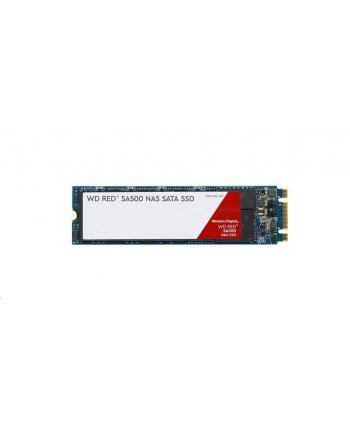 Dysk SSD WD Red WDS200T1R0B (2 TB ; M2; SATA III)
