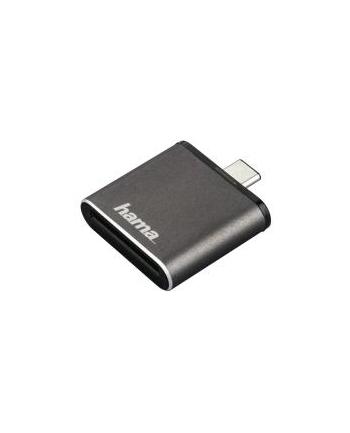 Czytnik kart Hama SD UHS-II USB 3.1 TYP-C OTG