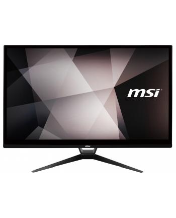 Komputer AIO MSI Pro 22XT 9M 21,5''HD+ Touch /G5420/8GB/SSD256GB/UHD610 Black