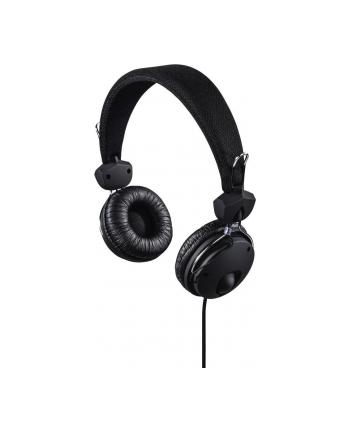 HAMA POLSKA Słuchawki Hama FUN4MUSIC nauszne czarne
