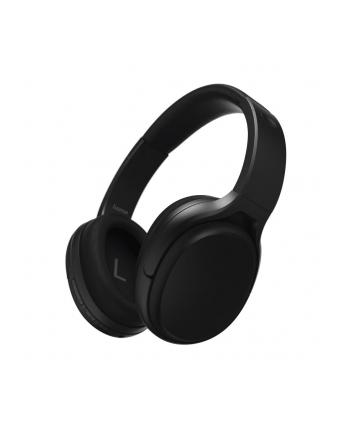 HAMA POLSKA Słuchawki z mikrofonem Hama BT ANC ''Tour'' nauszne czarne