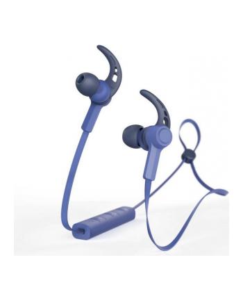 HAMA POLSKA Słuchawki z mikrofonem Hama Bluetooth ''Connect'' Navy
