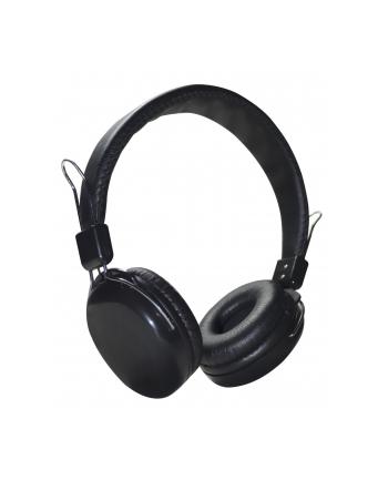 Msonic Słuchawki z mikrofonem Vakoss SK-483K czarne
