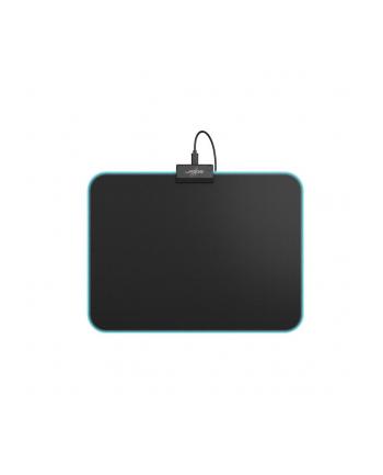 Podkładka pod mysz Hama uRAGE  podśw. LED Illuminated dla graczy, czarna