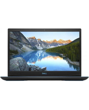 Notebook Dell Inspiron G3 15 3590 15,6''FHD/i5-9300H/8GB/1TB+SSD256GB/GTX1650-4GB/Ubuntu Black
