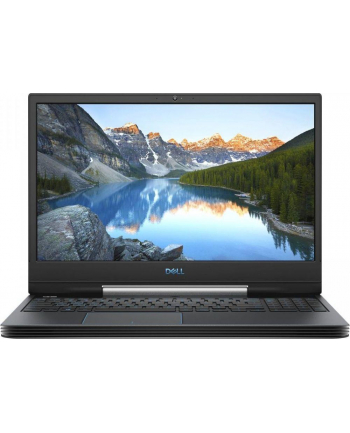 Notebook Dell Inspiron G5 5590 15,6''FHD/i7-9750H/16GB/1TB+SSD256GB/RTX2060-6GB/W10 Black