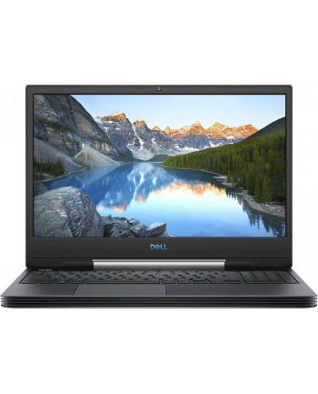 Notebook Dell Inspiron G5 5590 15,6''FHD/i5-9300H/8GB/SSD512GB/GTX1650-4GB/W10 Black