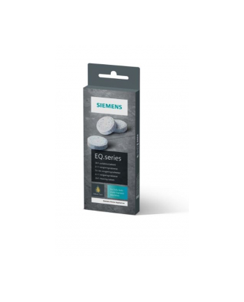 siemens 10 tabletek czyszczących TZ80001B