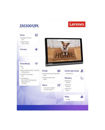 lenovo Tablet YT-X705L ZA530012PL A8.1 439/4GB/64GB/INT/LTE/10.1/2YRS CI